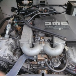 """DeLorean DMC-12 – """"Masina timpului"""" se intoarce"""