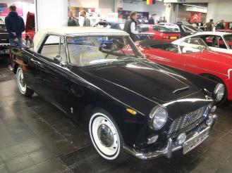 17 Lancia Appia Coupe