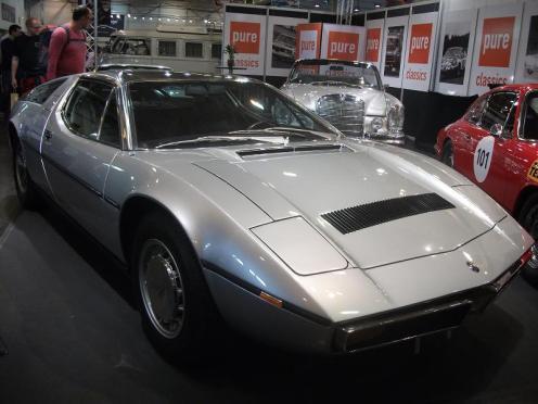 19 Maserati Bora