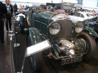 5 Bentley 4 Litre