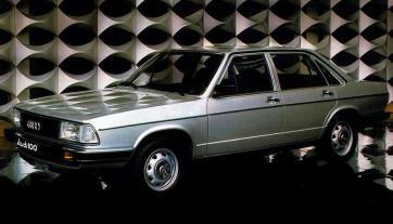 Audi 100 1979