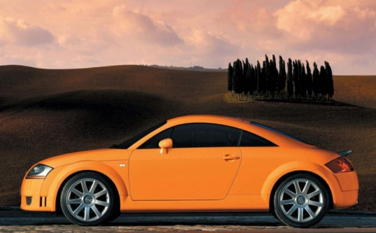 Audi TT - 2003