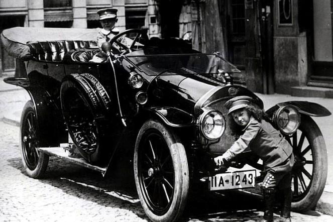 Audi Type A 10-22 1909