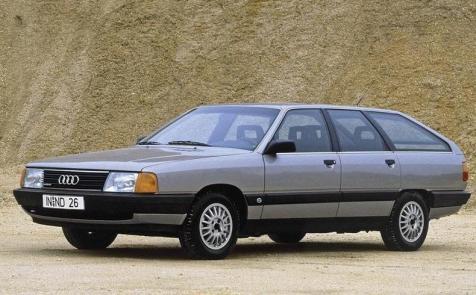 nr.33bis Audi 100 Avant Quattro 1985