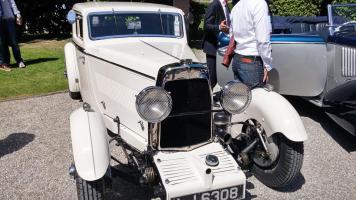 Aston Martin International Saloon - 1932