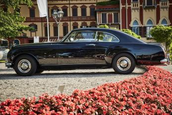 Bentley S2 Continental Fastback - 1960