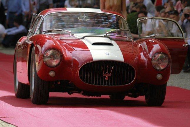 Best of Show -Maserati A6 GCS53 Coupé 1954