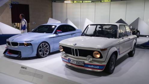 BMW 2002 Turbo & BMW 2002 Hommage