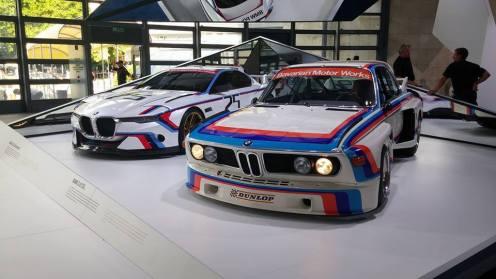 BMW 3.0CSL & BMW CSL Concept