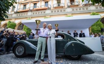 Coppa d'Oro - Lancia Astura Seria II 1933 Castagna