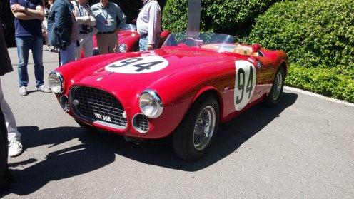 Ferrari 225 S Vignale Spider - 1952