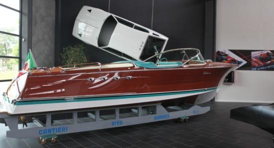 Ambarcatiune cu motor Lamborghini