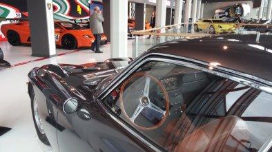 Muzeul Lamborghini - primul nivel