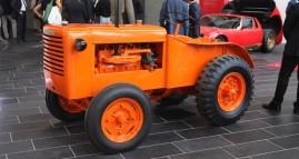 Primul tractor Lamborghini