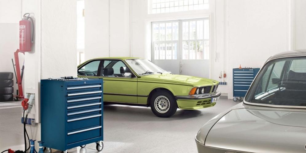 BMW Group Classic - interior