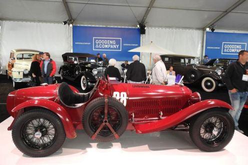 Alfa Romeo 8C 2300 Monza - 1933 (2)