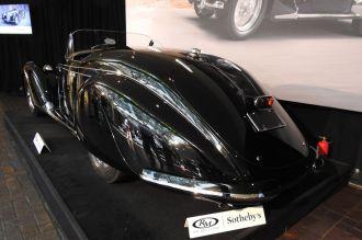 Alfa Romeo 8C 2900B Spider - 1939 (2)