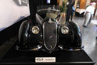 Alfa Romeo 8C 2900B Spider - 1939