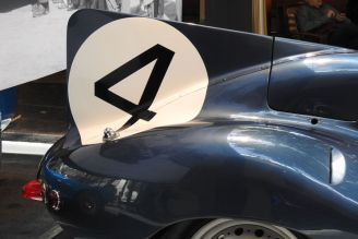 Jaguar D-Type Roadster - 1955 (2)