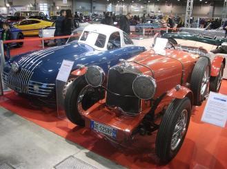 AC Sport Special & Fiat 1100 Ala d'Oro