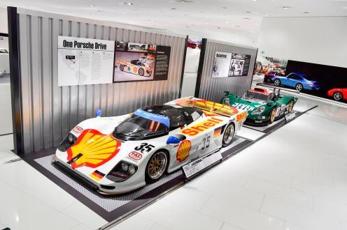 Porsche 962 & 911 GT1