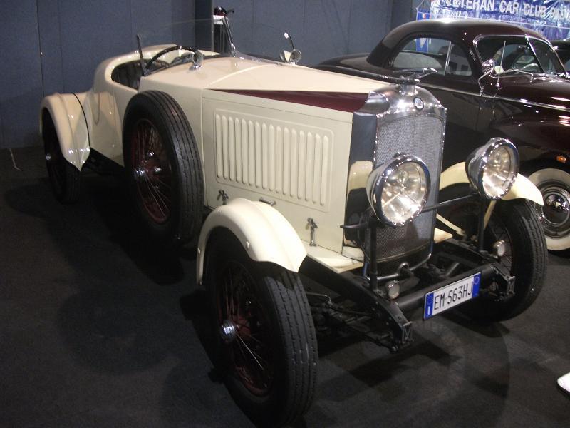 Vauxhall 20 Tourer