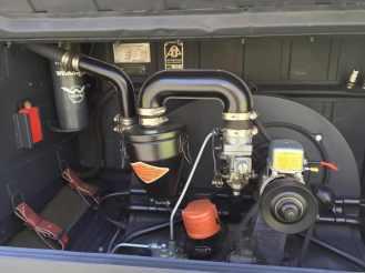Motorul boxer cu 4 cilindri