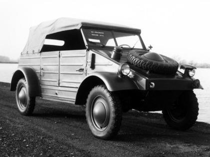 Volkswagen Kubelwagen model 1944