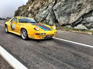 Petru Constantinescu & Severina Gheorgean - Porsche 928