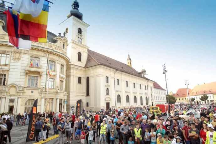 Sibiu Classic Challnege 2016 – Piața Mare Sibiu