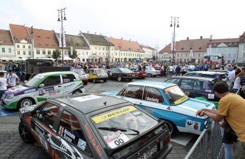Sibiu Rally Challenge - 2016