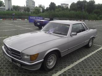 Mercedes 280SLC