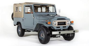 Toyota Land Cruiser BJ