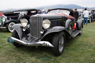 Auburn 12-165 Speedster 1933