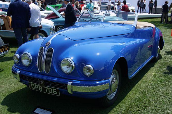 Bristol 402 1949