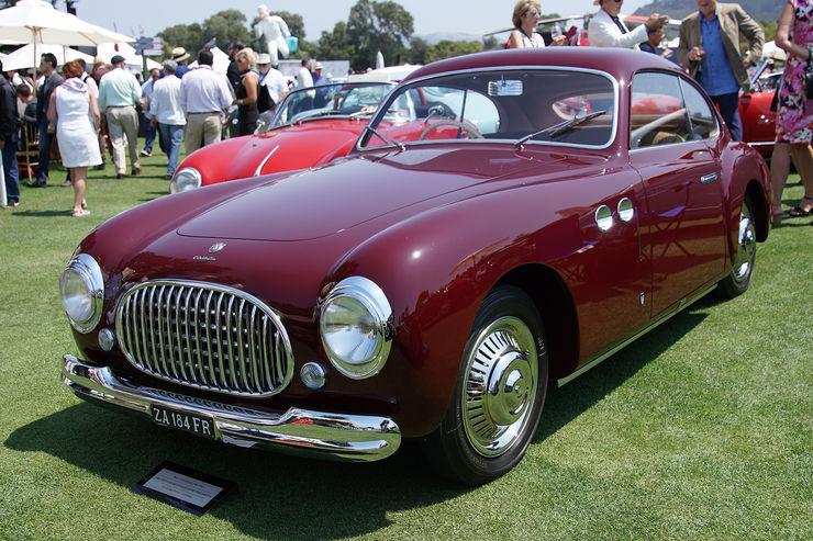 Cisitalia 202 GT Gran Sport Berlinetta 1949
