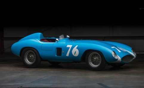 Ferrari 121 LM Spider