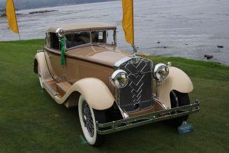 Isotta Fraschini Tipo 8A Castagna Commodore 1928