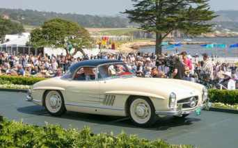 Mercede 300SL roadster 1963