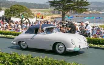 Porsche 356 Reutter Cabriolet 1952