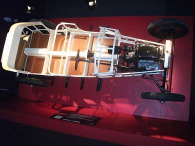 Caroseria Autoportantă - Lancia Lambda