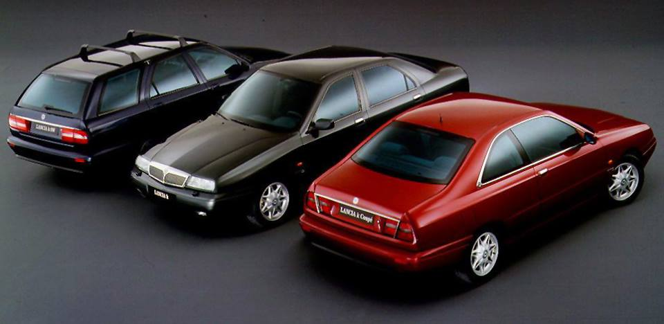 Gama Lancia Kappa - 1998