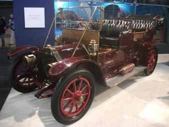 Lancia Alfa 12HP