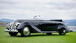 Lancia Astura Cabriolet Boca Pininfarina - 1936