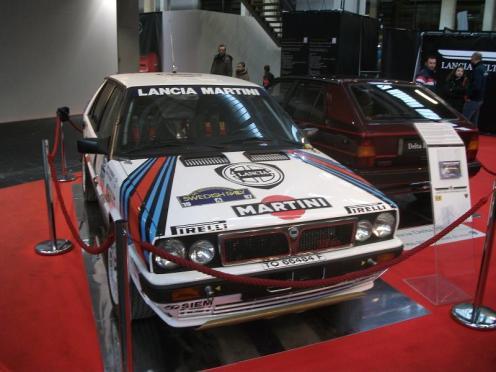 Lancia Delta HF 4WD Rally