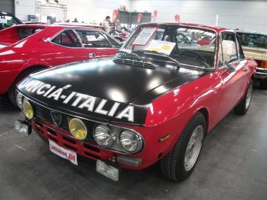 Lancia Fulvia Coupe 1.3S Montecarlo