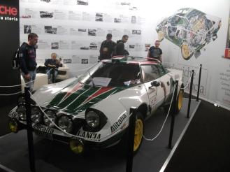 Lancia Stratos Rally