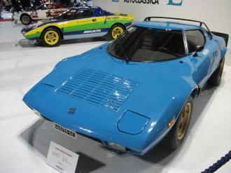 Lancia Stratos Stradale