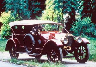Lancia Theta 35HP - 1913