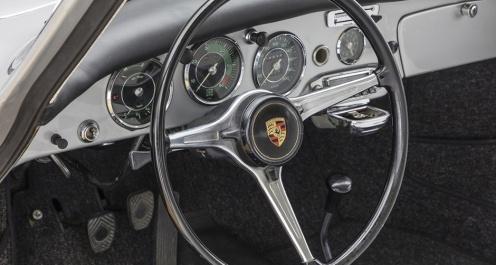 Cockpit Porsche 356 Michelotti